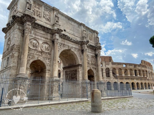 UN GIORNO A ROMA - le foto