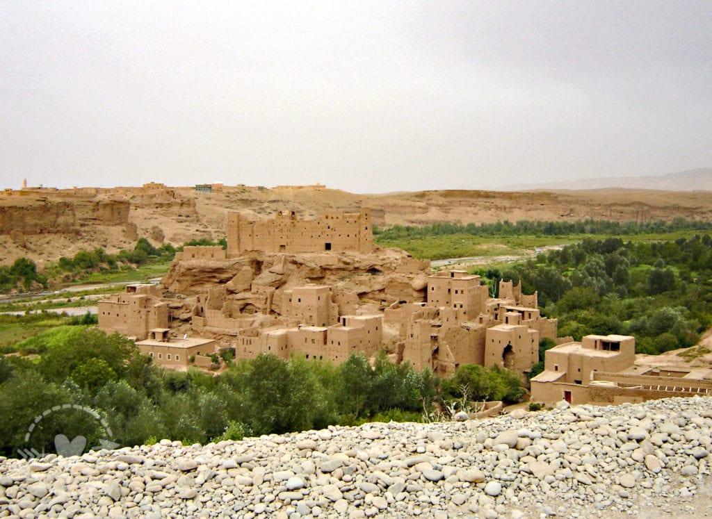 Agoudal, Dades valley