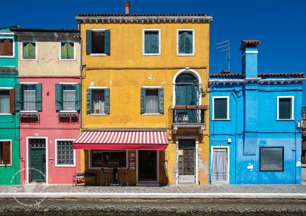 Weekend a Venezia e Burano con bambini: cosa vedere