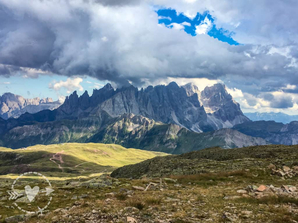 Escursione dalla Val di Fassa - Baita Segantini e Pale di San Martino
