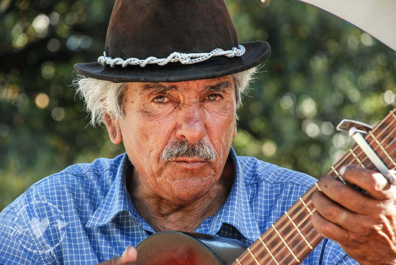 """""""el caminante argentino"""" Juan Carlos Balvidares"""