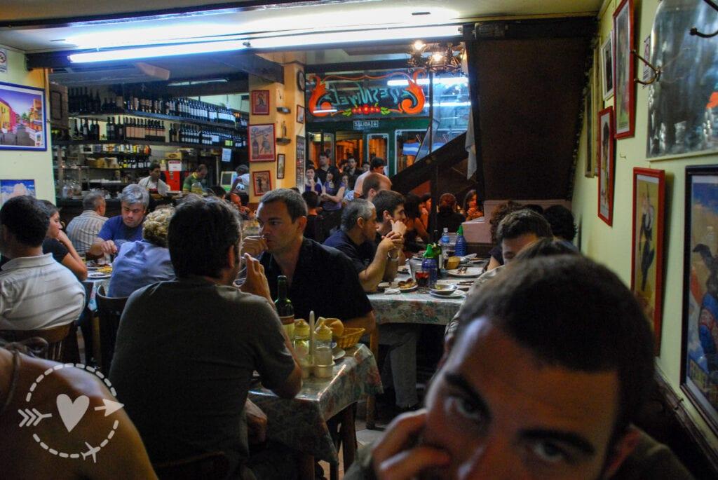 ristorante El Desnivel, Buenos Aires