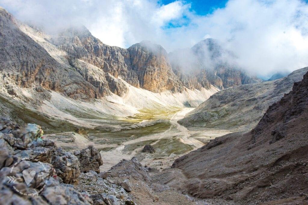 Escursione in Val di Fassa: al lago di Antermoia