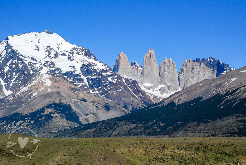 Parco Nazionale Torri del Paine, Cile
