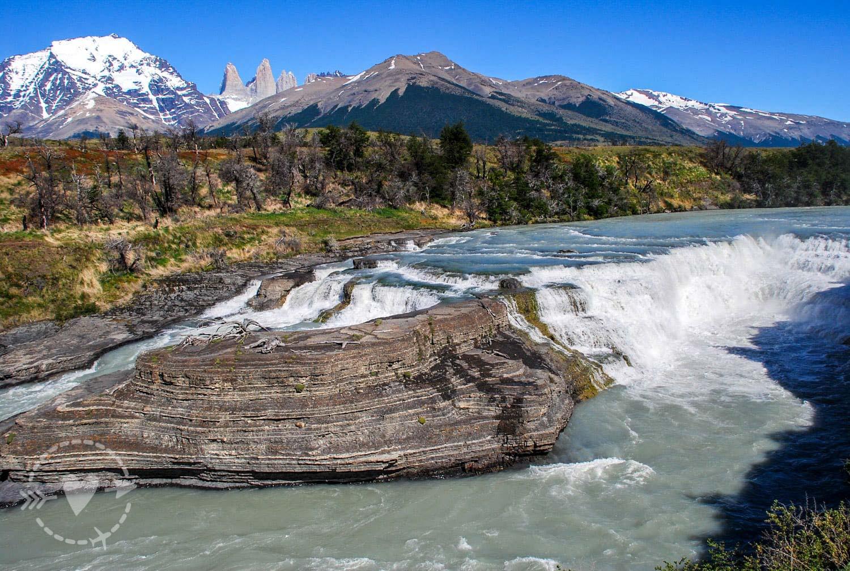 Salto Grande Parco Nazionale Torri del Paine