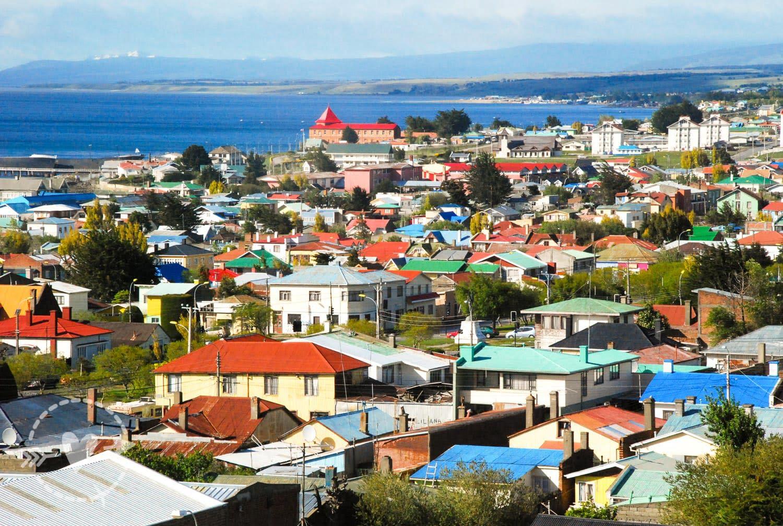 Punta Arenas, Cile