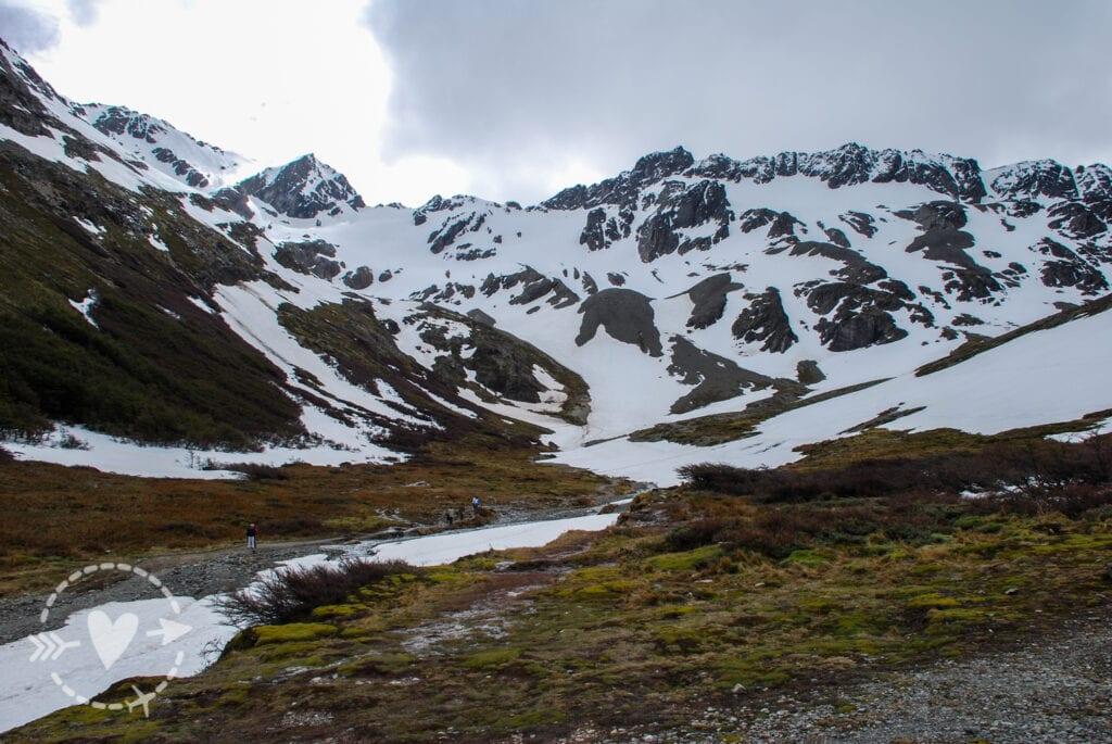 Ghiacciaio Martial, Ushuaia