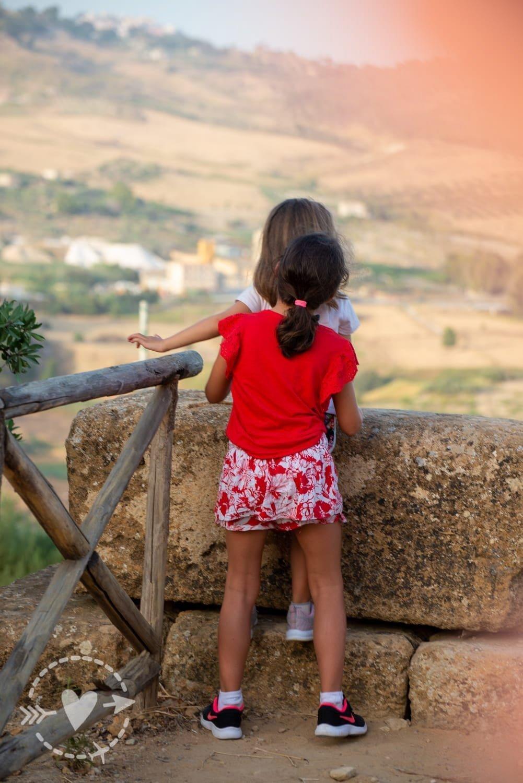 SICILIA, CON BAMBINI - le foto