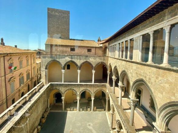TARQUINIA: MUSEO E NECROPOLI etrusca - le foto