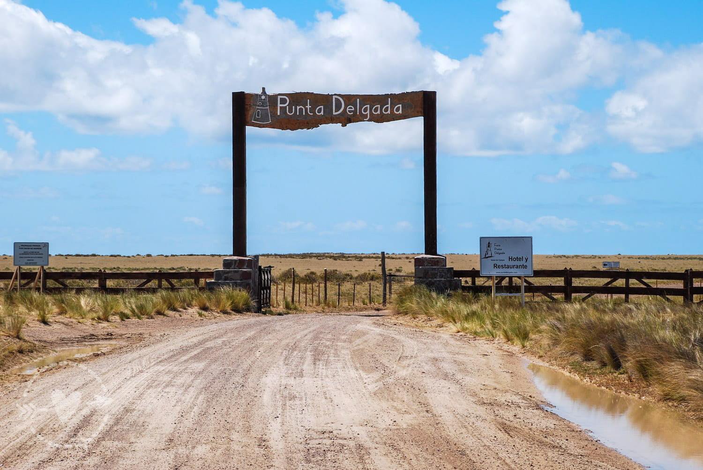 Entrata Punta Delgada
