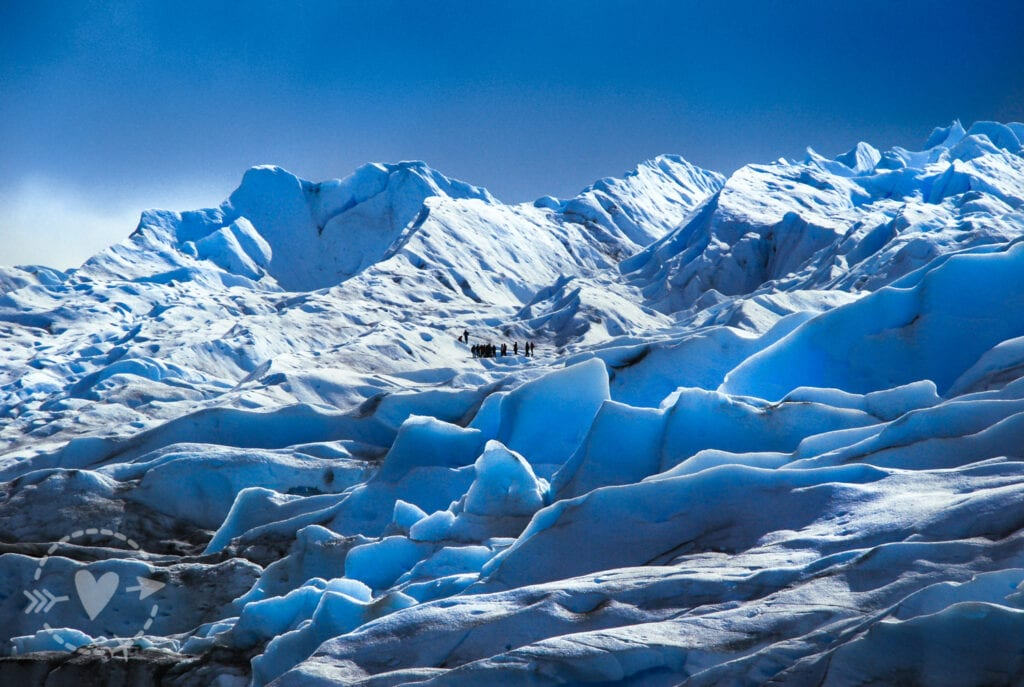 Il ghiacciaio Perito Moreno, Parco nazionale Los Glaciares, Argentina