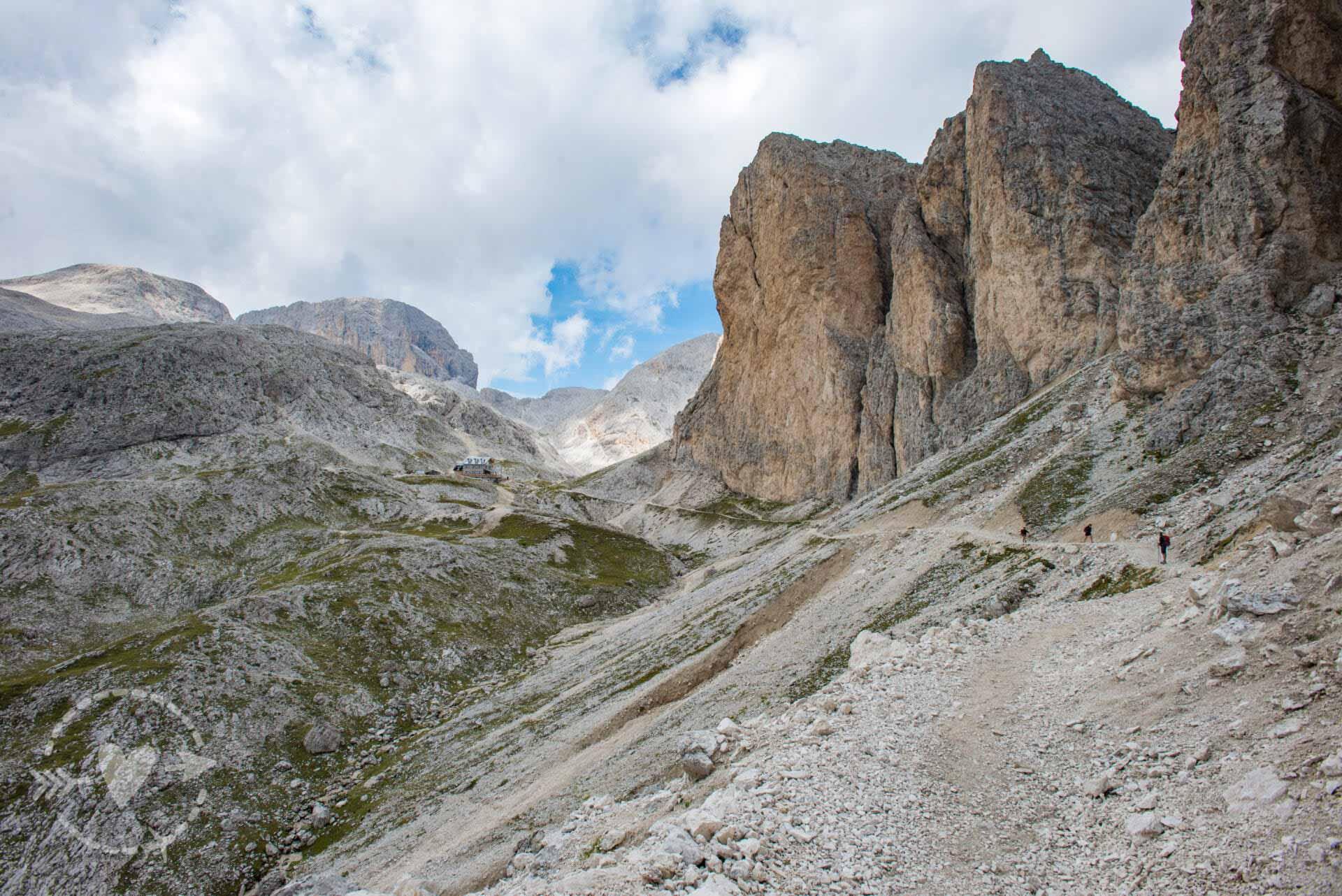 Sentiero Rifugio Antermoia