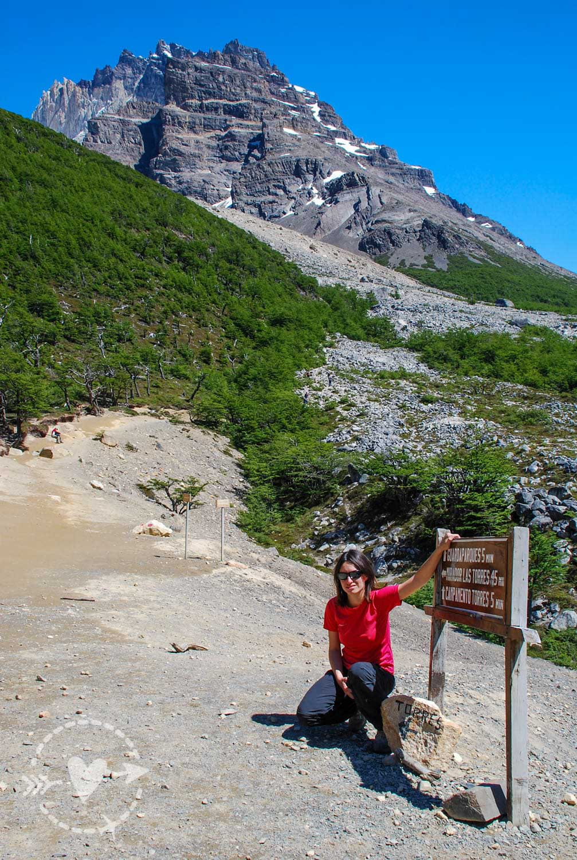Trekking alla Laguna de Los Tres