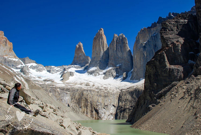 Mirador Base de Las Torres, parco Nazionale Torri del Piane