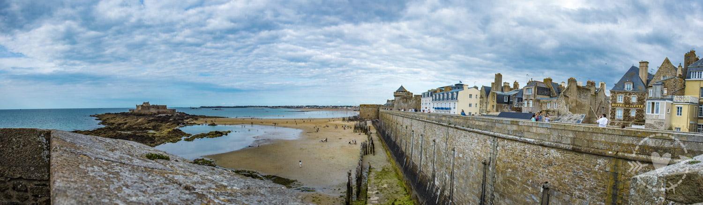 Saint Malò, Normandie, France