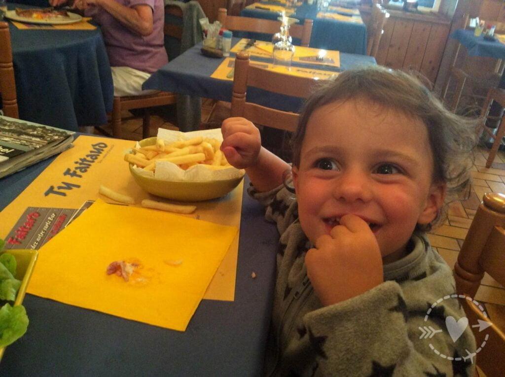 Viaggio in Francia on the road con bambini: 3 settimane low cost.