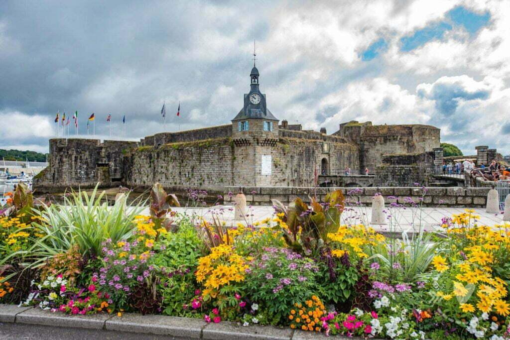Concarneau, Normandie, France