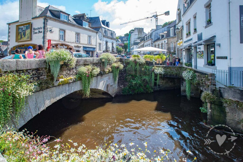 Pont-Aven, Normandie, France