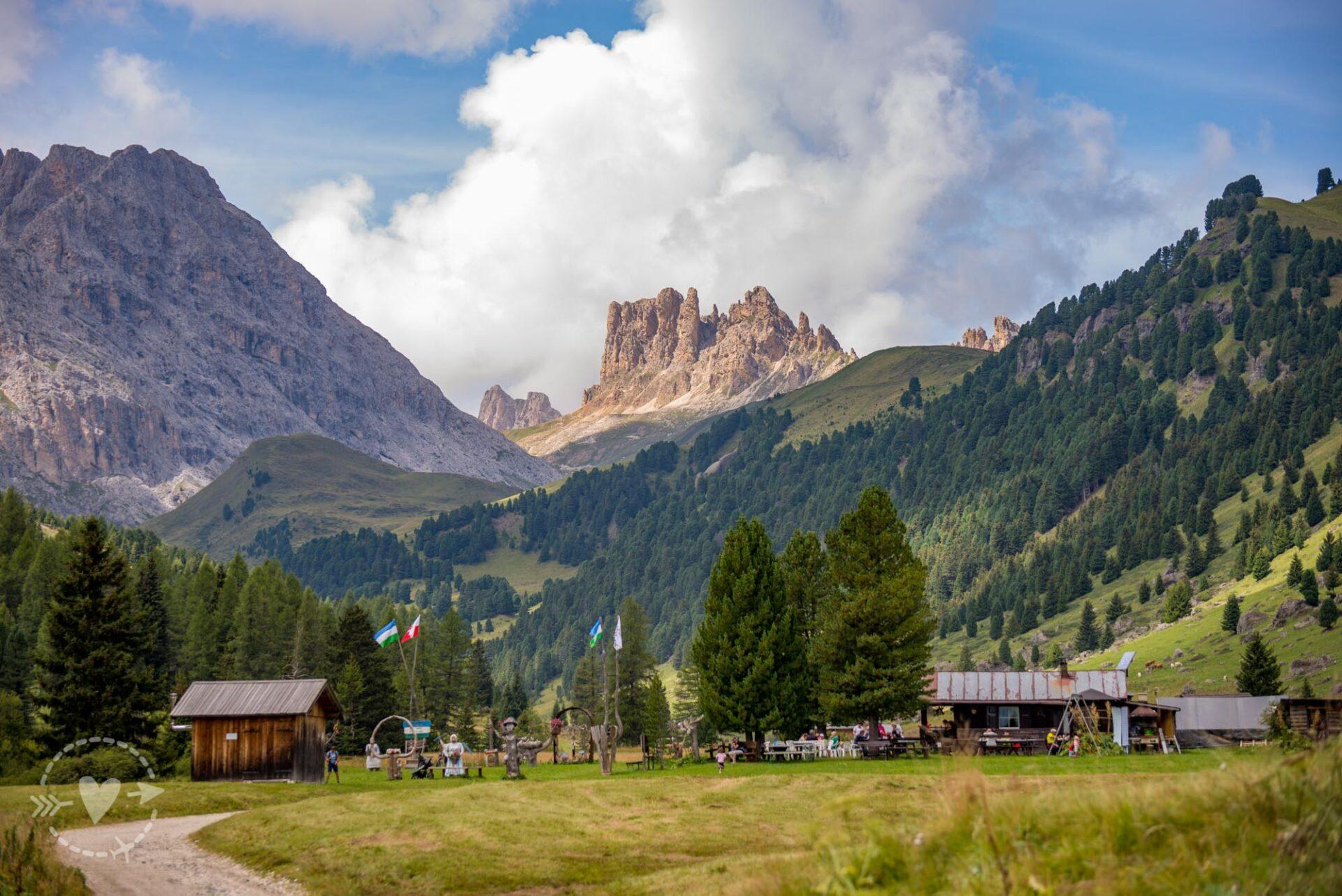 Val Duron - Val di Fassa