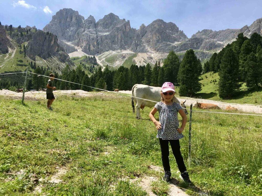 Escursione in Val di Fassa: da Ciampedie a Gardeccia