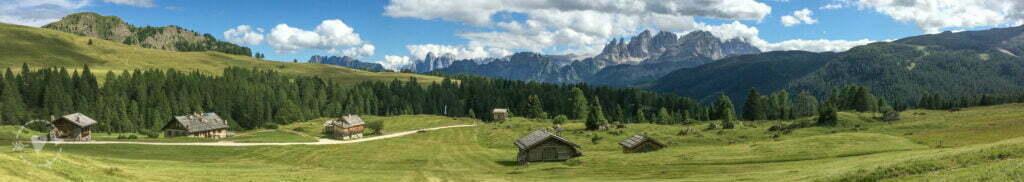 10 trekking con bambini in Val di Fassa