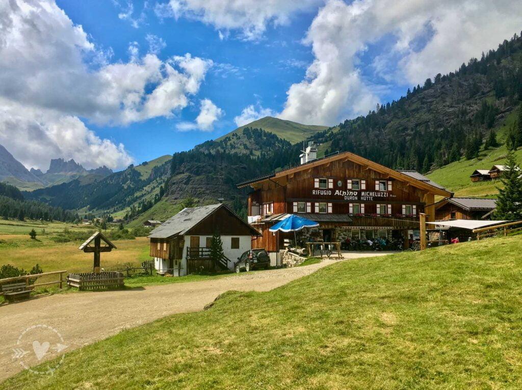Escursione in Val di Fassa: sentiero Federico Augusto