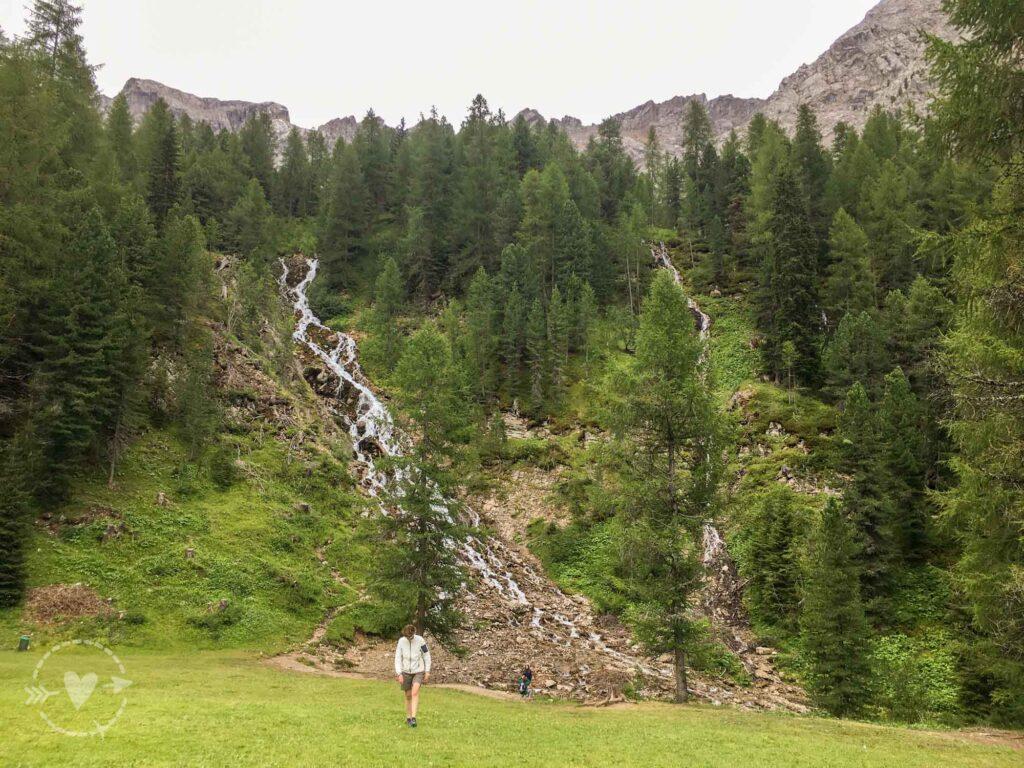 Escursione in Val di Fassa: la valle San Nicolò