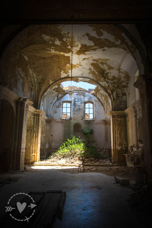 Cosa vedere in Basilicata: Craco il Paese Fantasma