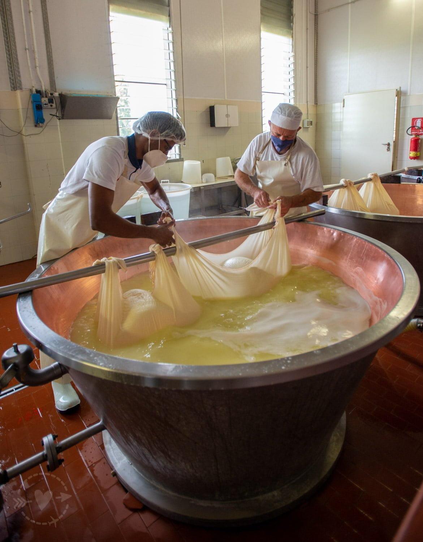 Tour gastronomico a Parma assaggiando Parmigiano e Prosciutto